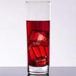 Szklanka wysoka 200 ml - z cechą  - 400543
