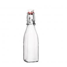 Butelka SWING z zamknięciem<br />model: 400572<br />producent: Bormioli Rocco