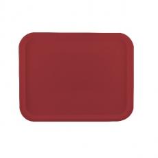 Taca z tworzywa wiśniowa Roltex<br />model: 879177<br />producent: Roltex