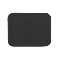 Taca z tworzywa czarna Roltex<br />model: 879184<br />producent: Roltex