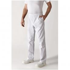 Spodnie kucharskie białe Umini S<br />model: U-UI-W-S<br />producent: Robur