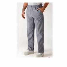 Spodnie kucharskie szare Oural S<br />model: U-OR-G-S<br />producent: Robur