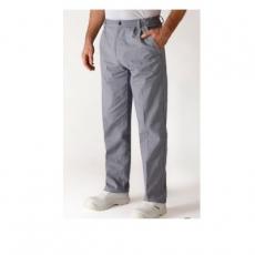 Spodnie kucharskie szare Oural M<br />model: U-OR-G-M<br />producent: Robur