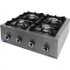 Kuchnia gastronomiczna gazowa 4-palnikowa Modular<br />model: 960633<br />producent: Stalgast