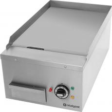 Płyta grillowa elektryczna gładka Modular<br />model: 963010<br />producent: Stalgast