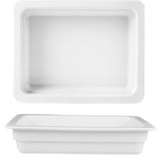 Pojemnik GN 1/2 porcelanowy<br />model: 991141<br />producent: Fine Dine