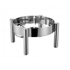 Rama do podgrzewacza indukcyjnego okrągłego DE LUXE<br />model: 473177<br />producent: Fine Dine