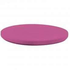 Top na stół koktajlowy 80 cm amarantowy<br />model: V-N80-M<br />producent: Verlo