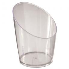 Naczynie jednorazowe Tuba - 65 szt.<br />model: FF-157488<br />producent: Tom-Gast