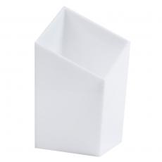 Naczynie jednorazowe Zeda białe - 20 szt.<br />model: FF-MB18B<br />producent: Tom-Gast