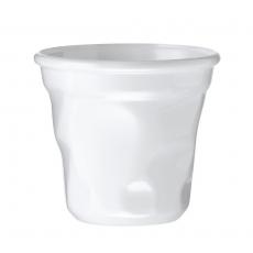 Kubek gnieciony jednorazowy biały - 12 szt.<br />model: FF-VSK6B<br />producent: Tom-Gast