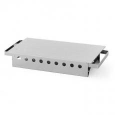 Podgrzewacz stołowy na 2 świeczki<br />model: 463000<br />producent: Hendi