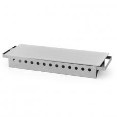 Podgrzewacz stołowy na 3 świeczki<br />model: 463109<br />producent: Hendi