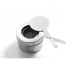 Pojemnik na pastę - zestaw 2 sztuki<br />model: 470527<br />producent: Hendi