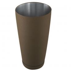 Shaker bostoński obciążony stalowy<br />model: T-TB04BR<br />producent: Tom-Gast