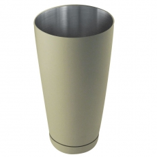 Shaker bostoński obciążony stalowy<br />model: TB-04SD<br />producent: Tom-Gast
