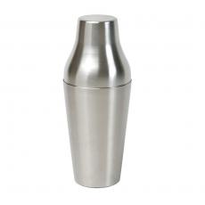 Shaker paryski PREMIUM stalowy<br />model: BPR-03S<br />producent: Bar Professional