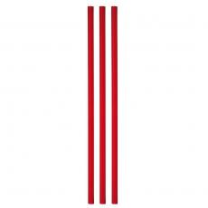Słomki długie czerwone<br />model: FF-8240R<br />producent: Tom-Gast