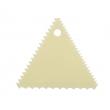 Skrobka ząbkowana trójkątna - S-22-235