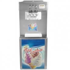 Maszyna do lodów włoskich dwusmakowa wolnostojąca<br />model: 500050002<br />producent: Soda Pluss