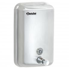 Dozownik do mydła do montażu naściennego | BARTSCHER 850007<br />model: 850007/W<br />producent: Bartscher