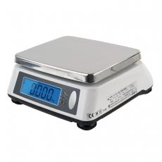 Waga elektroniczna prosta - do 3kg<br />model: CAS SW-II SR03/W<br />producent: Cas