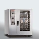 Piec konwekcyjno-parowy elektryczny 6xGN1/1 CombiMaster Plus RATIONAL z wyposażeniem B619100.01.202/W