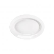 Półmisek owalny porcelanowy Isabell <br />model: 388145<br />producent: Stalgast