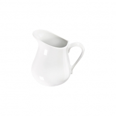 Dzbanek na mleko porcelanowy ISABELL<br />model: 388176<br />producent: Stalgast
