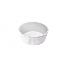 Foremka do creme brulee porcelanowa ISABELL<br />model: 388189<br />producent: Stalgast