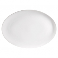 Półmisek owalny porcelanowy Isabell <br />model: 388243<br />producent: Stalgast