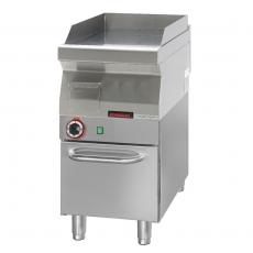 Płyta grillowa gazowa | KROMET 700.PBG-400G-C<br />model: 700.PBG-400G-C/W<br />producent: Kromet