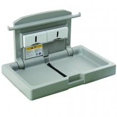 Przewijak ścienny dla dziecka<br />model: 067071/W<br />producent: Stalgast
