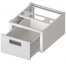 Szuflada podwieszana do stołów roboczych<br />model: 982324041<br />producent: Stalgast