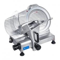 Krajalnica elektryczna do wędlin RCAM 250PRO<br />model: 10010171<br />producent: Royal Catering