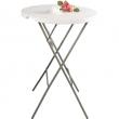Stół cateringowy barowy składany - 950141