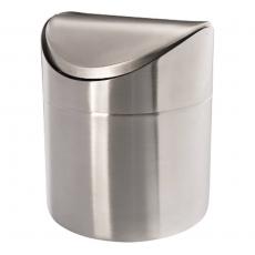 Kosz stołowy z pokrywą wahadłową 1,5 l<br />model: 068203<br />producent: Stalgast