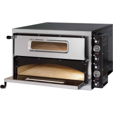 Piec do pizzy 2-komorowy Gredil<br />model: 782002<br />producent: Gredil
