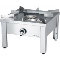 Taboret gastronomiczny gazowy 1-palnikowy - G20<br />model: 773045/W<br />producent: Stalgast