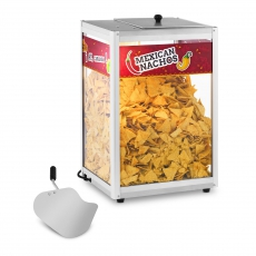 Podgrzewacz do nachos<br />model: 10010736<br />producent: Royal Catering
