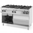 Kuchnia gazowa 6-palnikowa Kitchen Line 226094