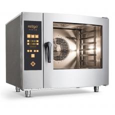 Piec konwekcyjno-parowy elektryczny VISION ORANGE O 611 i z sondą i prysznicem<br />model: 00023865<br />producent: Retigo
