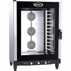 Piec konwekcyjno-parowy elektryczny ChefLux<br />model: 900890<br />producent: Unox