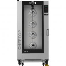 Piec konwekcyjno-parowy elektryczny ChefTop 20 GN 1/1 ONE<br />model: 9012060<br />producent: Unox