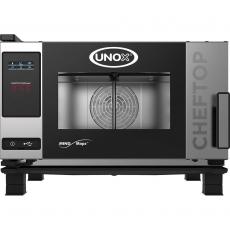 Piec konwekcyjno-parowy elektryczny ChefTop 3 GN 1/1 ONE<br />model: 9000360<br />producent: Unox