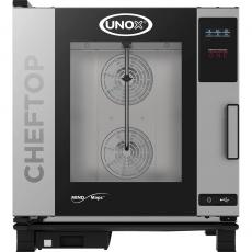 Piec konwekcyjno-parowy elektryczny ChefTop 7 GN 1/1 ONE<br />model: 9000760<br />producent: Unox