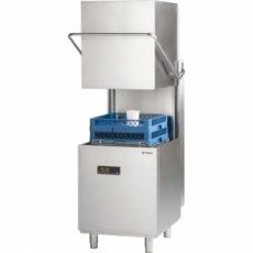 Zmywarka gastronomiczna kapturowa z pompą odpływu<br />model: 803027<br />producent: Stalgast