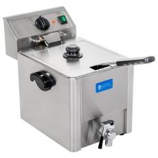 Frytownica elektryczna 13L termostat E.G.O.<br />model: 10010152<br />producent: Royal Catering