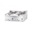 Frytownica elektryczna nastawna 2-komorowa 2x10 l / model - 9726000