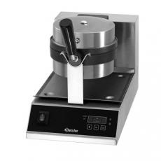 Gofrownica elektryczna obrotowa DELUXE<br />model: 370164<br />producent: Bartscher